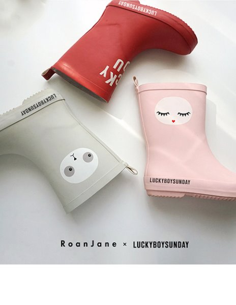 [스크래치SALE]Rainboots