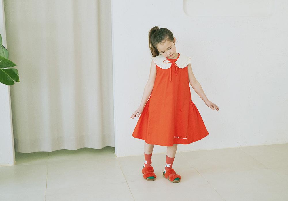 드레스 모델 착용 이미지-S1L43