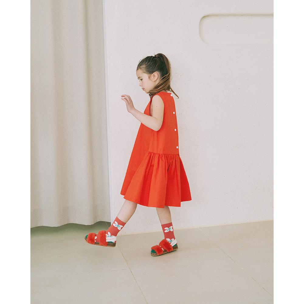 드레스 모델 착용 이미지-S1L46