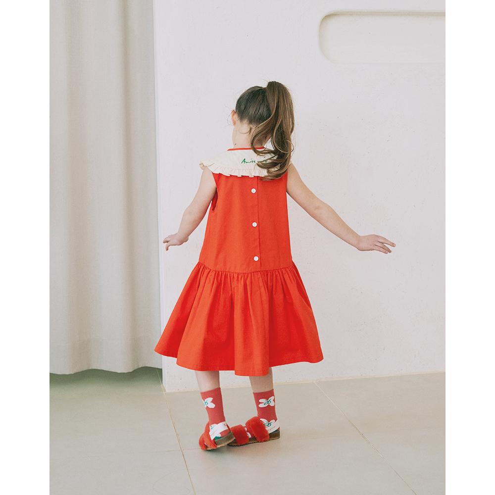 드레스 모델 착용 이미지-S1L44