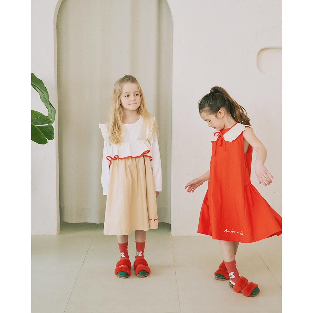 드레스 모델 착용 이미지-S1L35